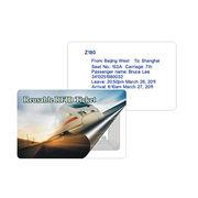 China Reusable RFID Ticket Card