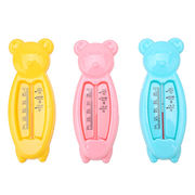China Floating Bear Baby Water Thermometer