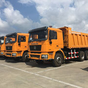 Low price F2000 6x4 dump truck 25 tons