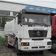 F2000 6x4 Water Truck for Shacman