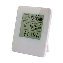 China Digital thermometer and hygrometer monitor