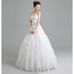 China Lady's wedding dress