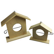 China wood bird feeder which is perfect