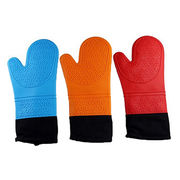 China Heat-resistant Oven Glove