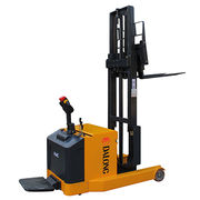 1000kg Reach Truck, Battery-operated, 3000mm Lifting Height from Wuxi Dalong Electric Machinery Co. Ltd