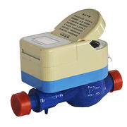 RF/IC Card Prepaid Intelligent Water Flow Meter from Shanxi Solid Industrial Co.,Ltd.