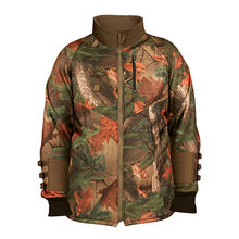 Archery Camo Jacket, Hunting Comfortable Interior Fleece 100% Polyester Soft Shell 400g/m² New 2018