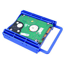 2.5 to 3.5 HDD/SSD Adapter Bracket, SSD Case Converting Bracket