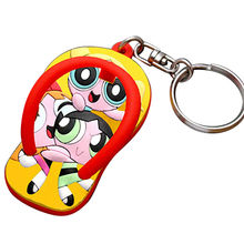 China PVC keychains, anime keychain, wholesales cute keychain