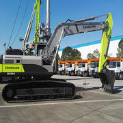 China 23T crawler Excavator ZOOMLION hydraulic excavator