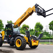 Telescopic boom forklift truck with Safe operation and easy maintenance