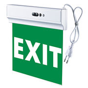 China AC/DC emergency exit sign lights