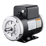 Air compressor motor, Capacitor Start and Capacitor Run, Drip-proof, 1.15 Service Factor from Cixi Waylead Electric Motor Manufacturing Co. Ltd