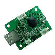 MP3 voice module, supports SPI-flash online download audio files