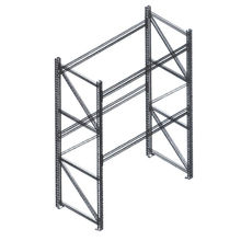 China High Capacity Heavy-duty Drive-in Pallet Rack