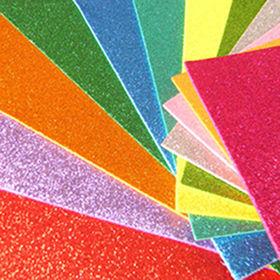 Glitter film EVA foam sheet from China (mainland)
