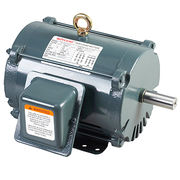 High Efficiency Motor, Three Phase, Drip-proof, 1HP to 20HP,EPACT&EEV Certified,143T to 2156T Frame from Cixi Waylead Electric Motor Manufacturing Co. Ltd
