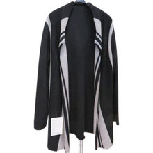 Women's cashmere clothing with long sleeves