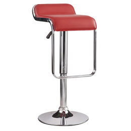 Qualified Modern PU Wrapped Bar Stool