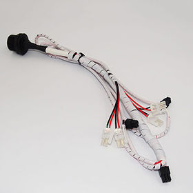 Custom Electrical Automotive Molex Connector Wire Harness from Dongguan Liushi Electronics Co. Ltd