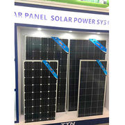Solar pv panel thermodynamic sunpower portable solar panel power bank from Zhejiang TTN Electric Co. Ltd