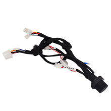 Automotive Extend Wiring Harness/Cable Assembly to Ford Adapter from Dongguan Liushi Electronics Co. Ltd