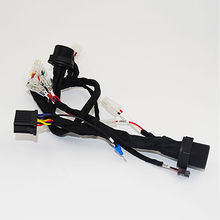 Automotive Wire Harness Cable Assembly with 8 Pin Mole Connector from Dongguan Liushi Electronics Co. Ltd