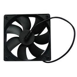 China 120*120*25mm 12V Brushless DC cooling fans