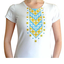 India Women's embroidered T-shirts