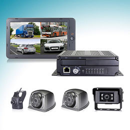 4 Channel DVR System with 1080P Camera, support touch-screen and infrared remote control from STONKAM CO.,LTD