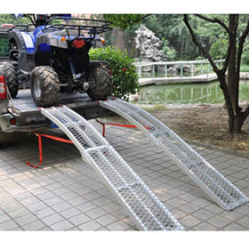 China Aluminium Loading Ramp