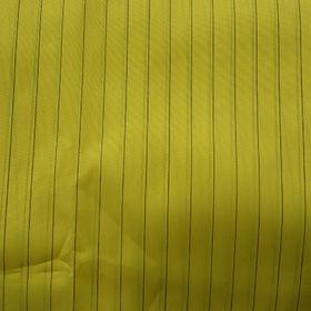 China 99% polyester/1% carbon fiber fabric