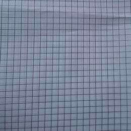 China 98% polyester/2% carbon fiber fabric