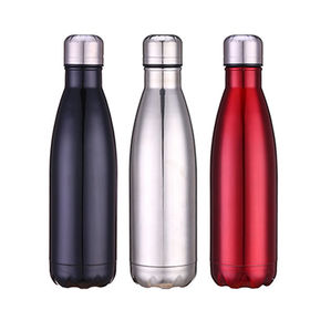 China 750mL double wall stainless steel bottle