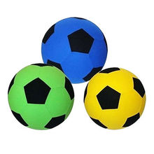 Plush football stuffed toy balls, as a throw pillow or decoration ball