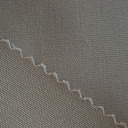 China Fabric Manufacturer and Supplier, 191G 65% Poly 35% Cotton, Wickable Finish and Sand Fabric