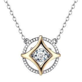 2017 New Design, Women's 925 Sterling Silver Pendant Necklace from Wenzhou Success Group Ekstar Co. Ltd