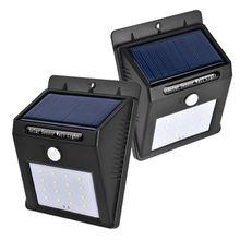 China Solar Motion Sensor Light