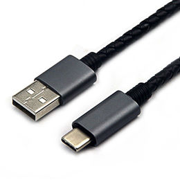 Type C USB charging and data cable 5V 2A for smartphones from Dongguan Heyi Electronics Co. Ltd