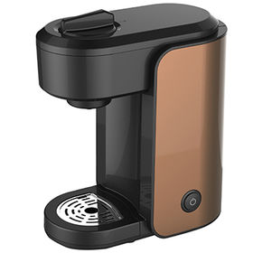 Single Serve Coffee Brewer for All Kinds Standard K-cup, Used for Both Home and Hospital