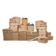 China Corrugated carton box, flute box