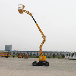 Aerial working platform, N.TRAFFIC 10m self propelled from Oriemac Machinery & Equipment (Shanghai) Co., Ltd.