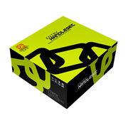 China Pantone color printing paper packaging boxes