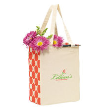 India Printed Cotton Carrier Bags