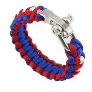 China Paracord bracelet