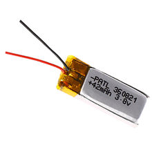 Rechargeable 3.7V 42mAh 360821 lithium-ion polymer battery for wireless Bluetooth earphone from Dongguan Perfect Amperex Technology Limited
