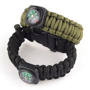 China Wholesale custom popular paracord bracelet