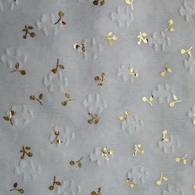 China Brooch Chiffon Fabric