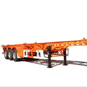 China Container semi-trailer