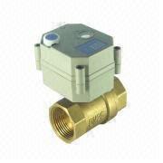 2 Way Electric actuator Ball valve | Global Sources